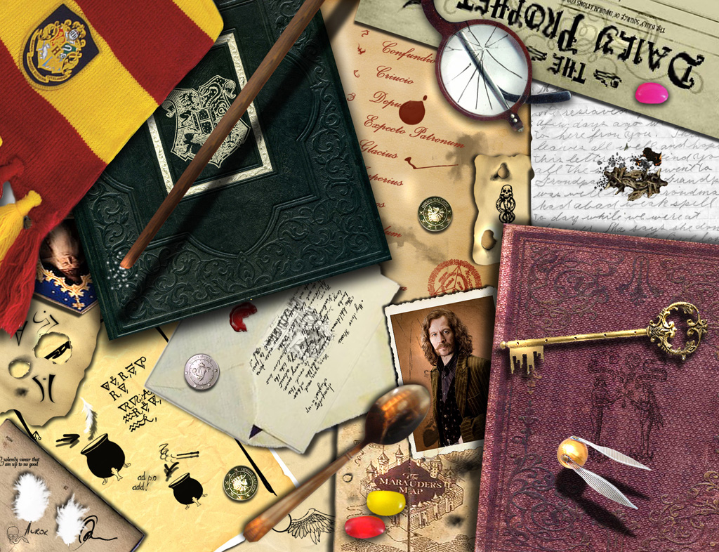 48 Desktop Harry Potter Wallpapers On Wallpapersafari