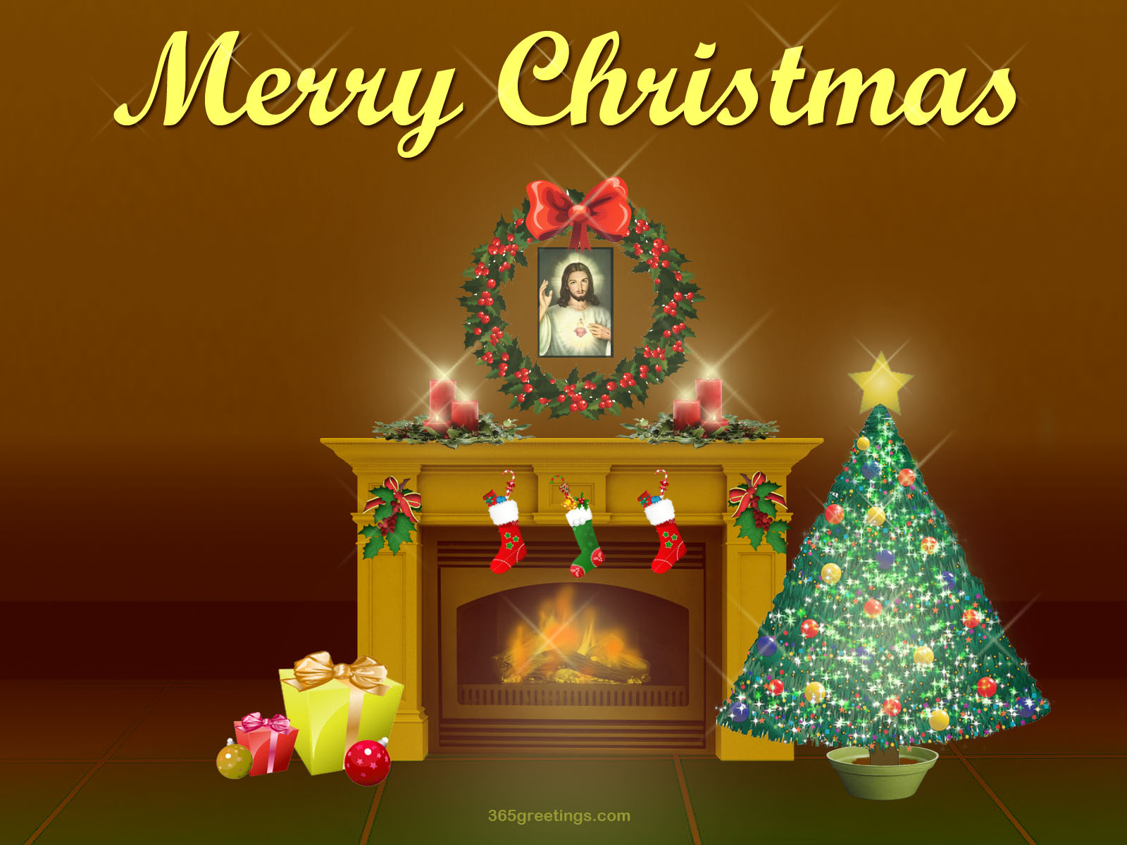 jesus christmas wallpaper