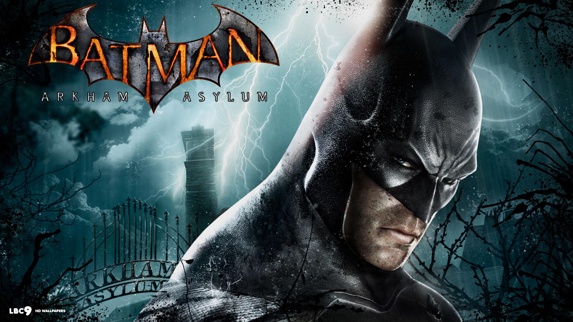 batman arkham asylum wallpaper 11 action adventure 1920x1080
