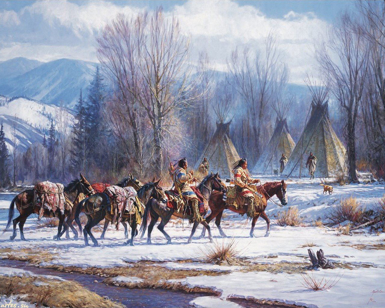 Native American Eagle Backgrounds wallpaper wallpaper hd 1280x1024