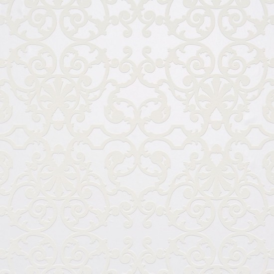 Ornate Off White Wallpaper R1533 sample   Traditional   Wallpaper 550x550