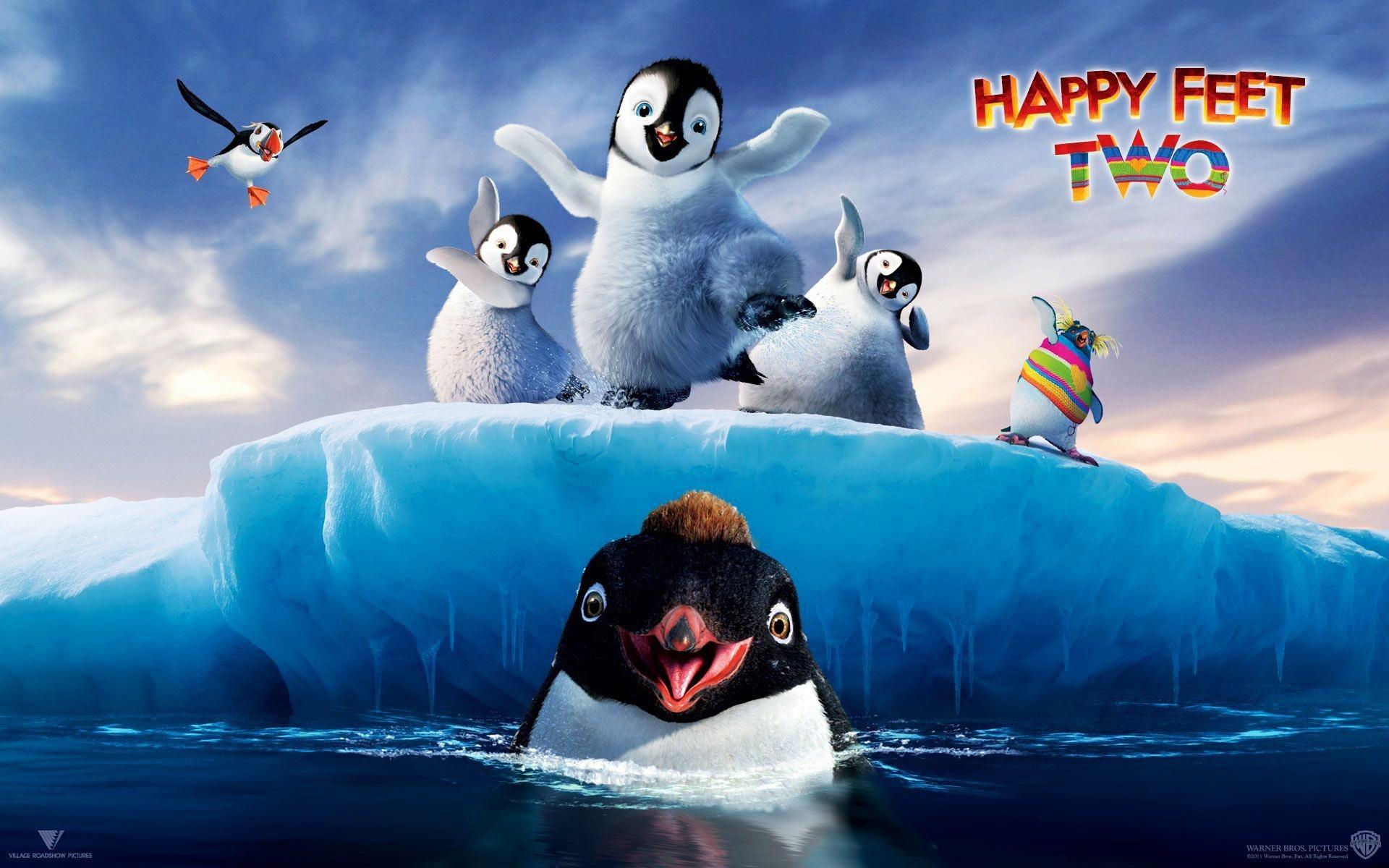 Happy Feet 2 HD Wallpaper Background Image 1920x1200 ID 1920x1200