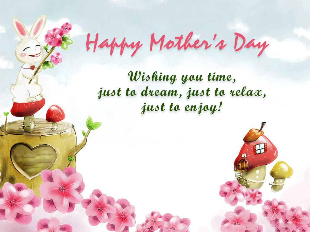 Happy Mothers Day 2013 Mothers Day Cards Wallpapers and Desktop 1024x768