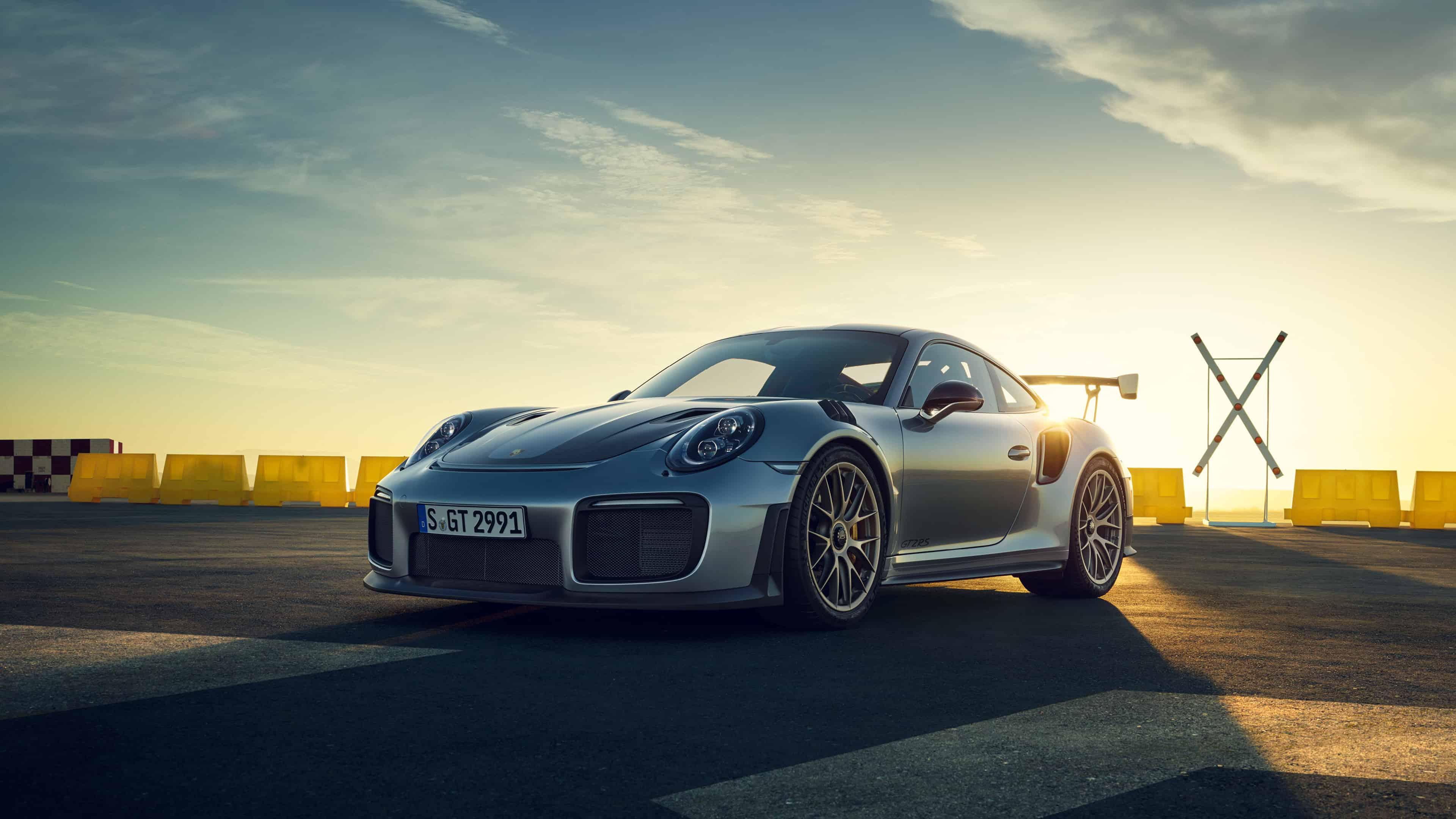 Porsche 911 GT2 RS UHD 4K Wallpaper Pixelz 3840x2160