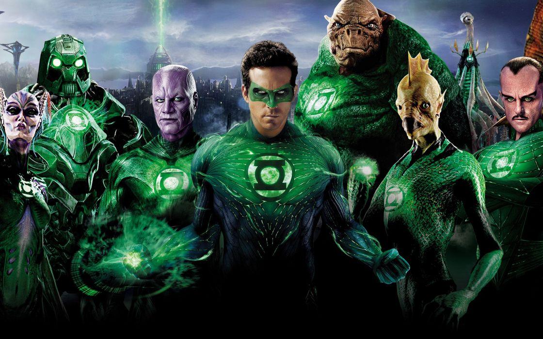 Green Lantern movie poster wallpaper 2560x1600 2670 WallpaperUP 1120x700