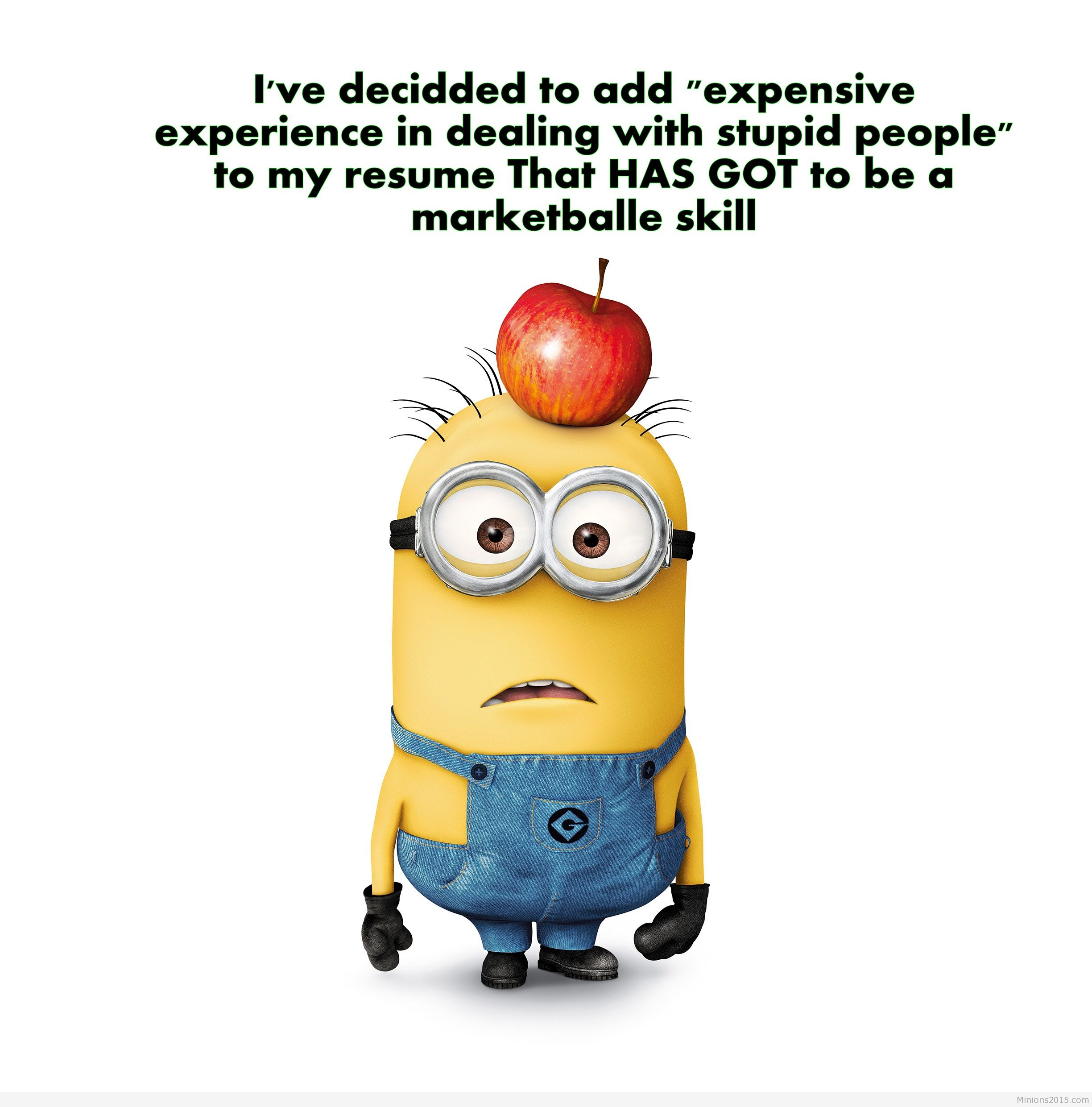 Funny Iphone Wallpapers: Funny Minion Wallpapers