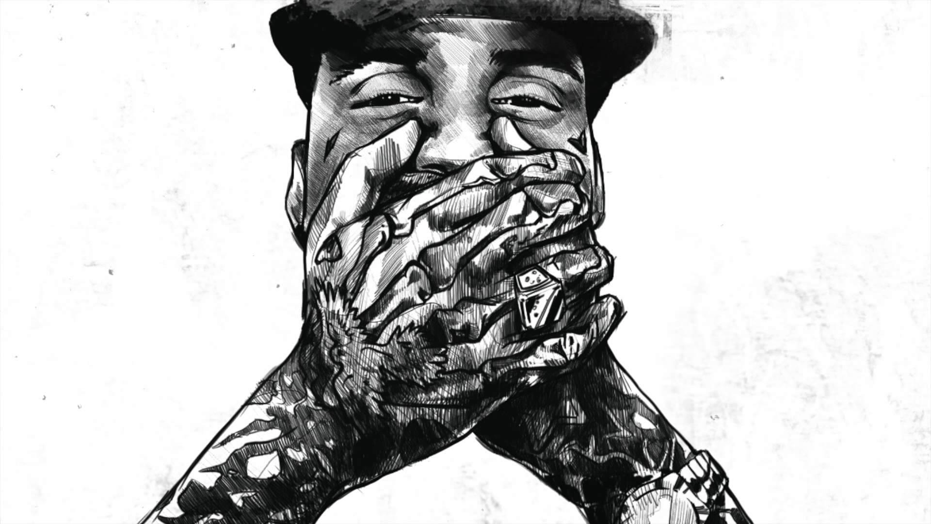 Kid ink wallpaper hd wallpapersafari - Hd ink wallpaper ...