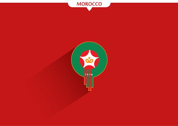 Logo Arabic Football on Behance 600x424