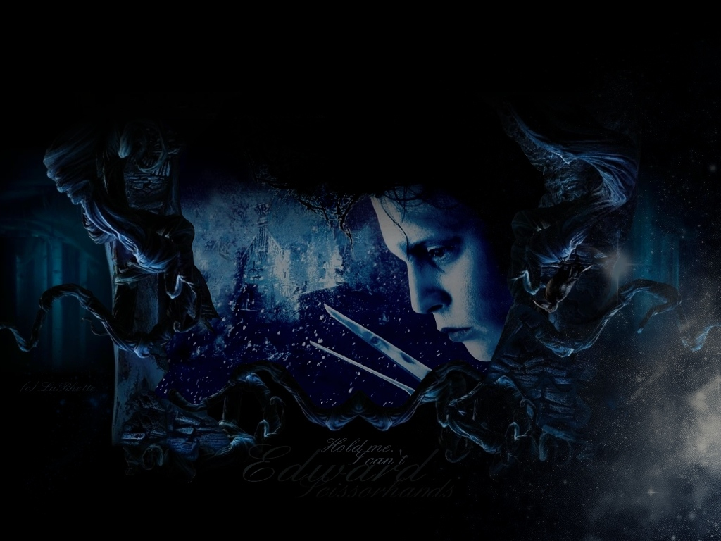 Free Download Collections Like Edward Scissorhands Wallpaper By