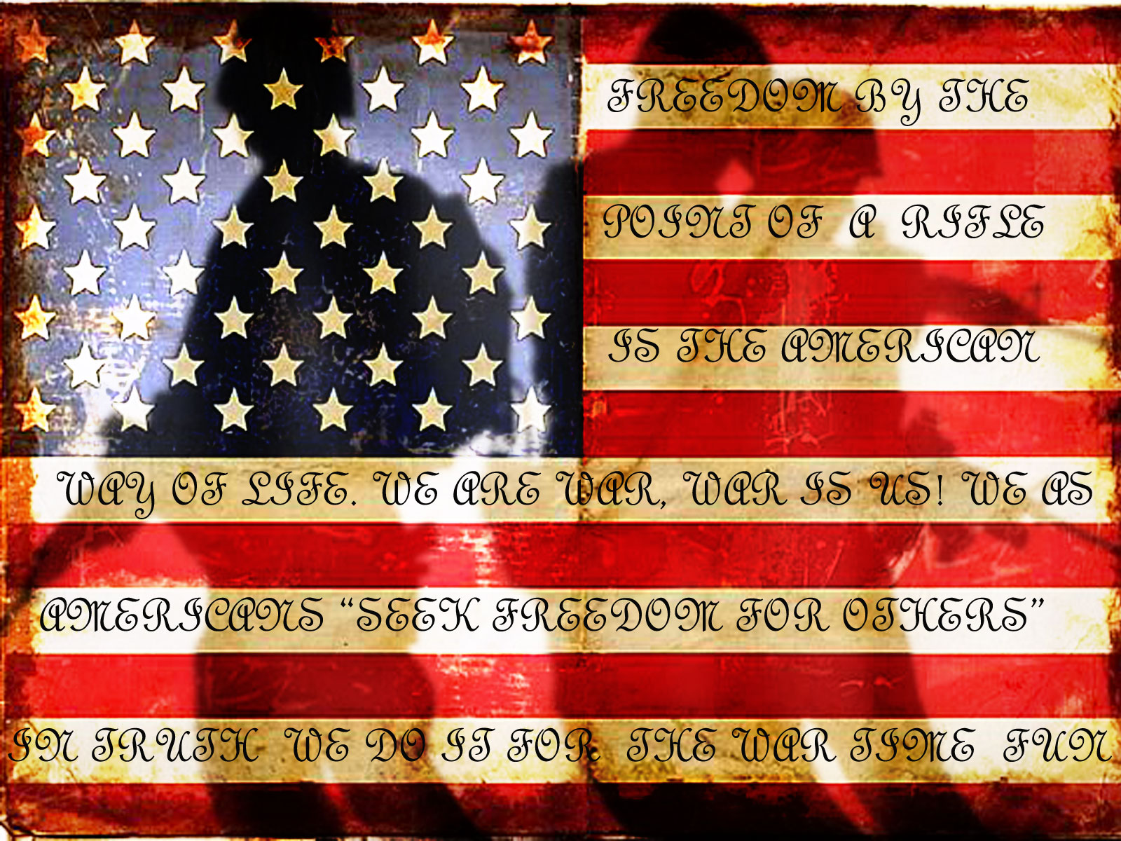 American Flag Wallpaper 1600x1200 American Flag 1600x1200