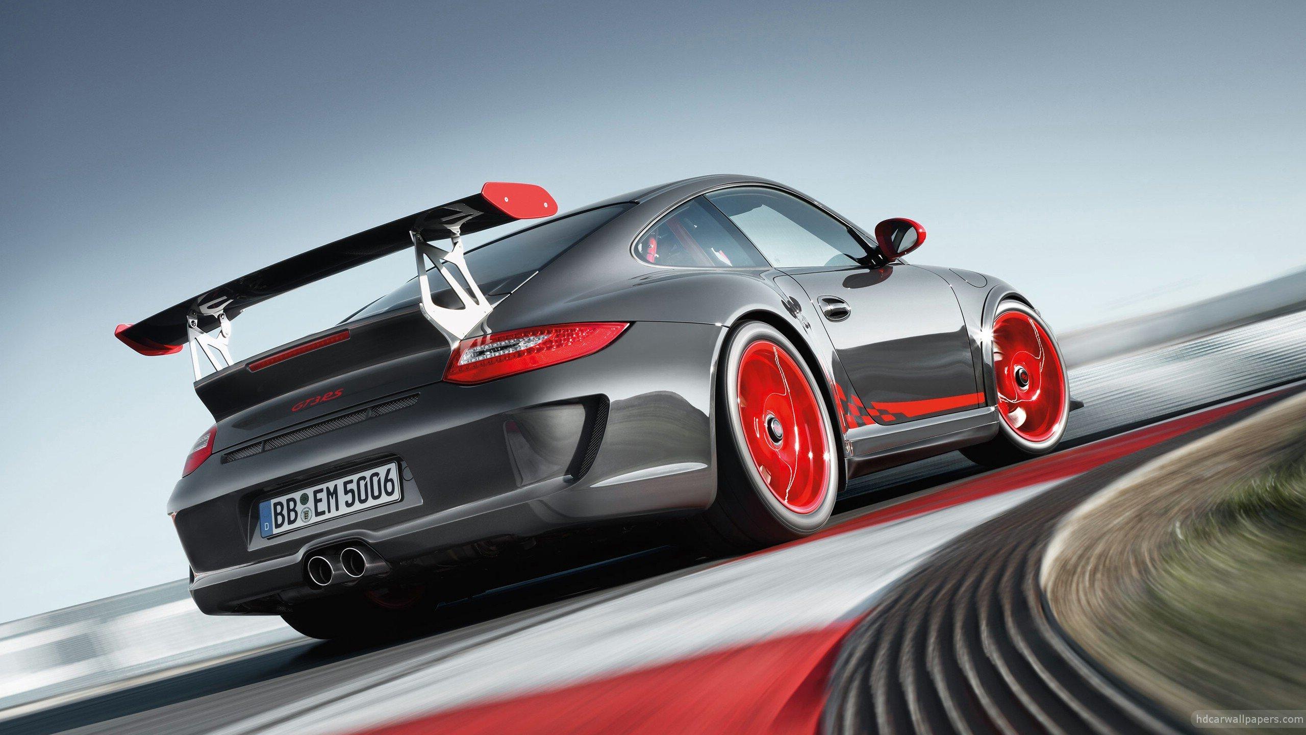 Porsche 911 GT3 RS 3 Wallpaper HD Car Wallpapers 2560x1440