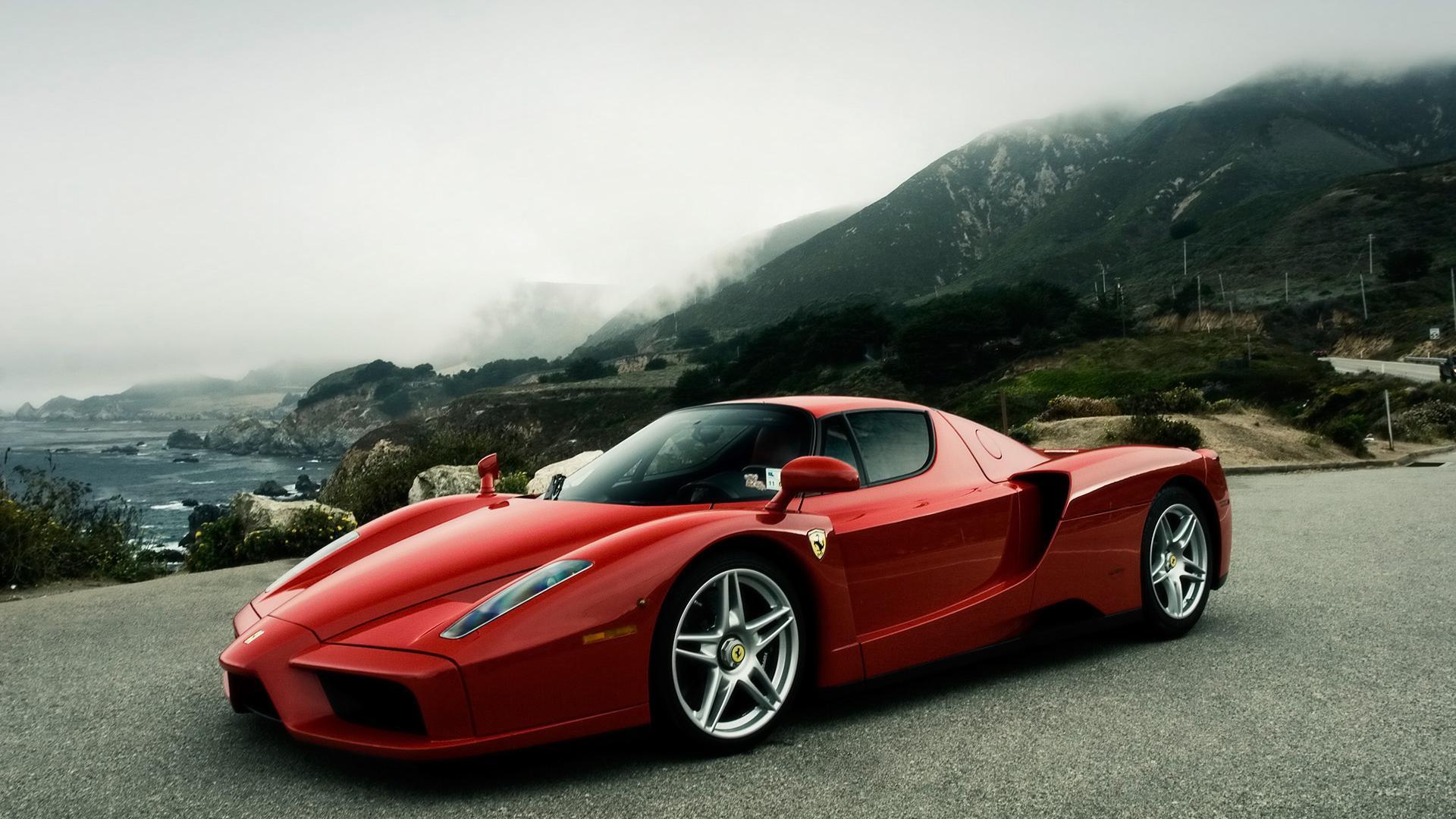 Ferrari Enzo Supercar HD Wallpaper - HD