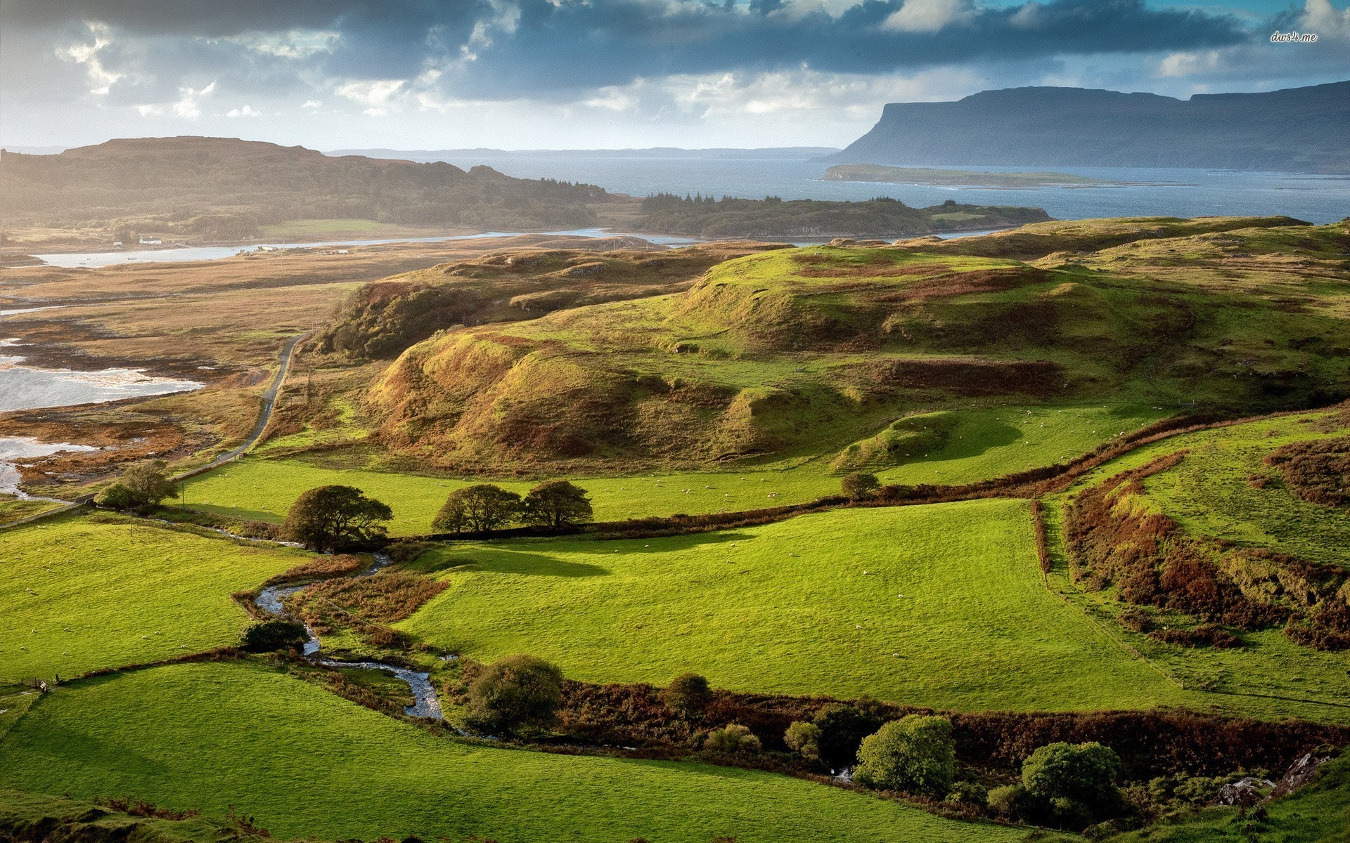 Free Download Isle Of Mull Scotland Wallpaper Nature