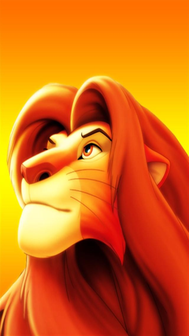 The Lion King HD iPhone Wallpapers iPhone 5s4s3G Wallpapers 640x1136