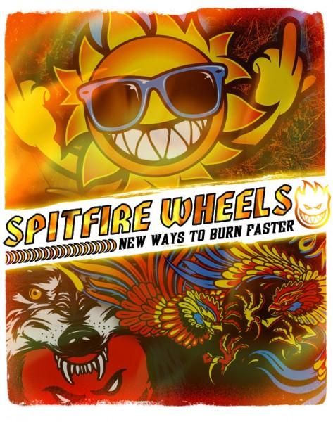 Spitfire Summer 2012 Burn Faster 473x600