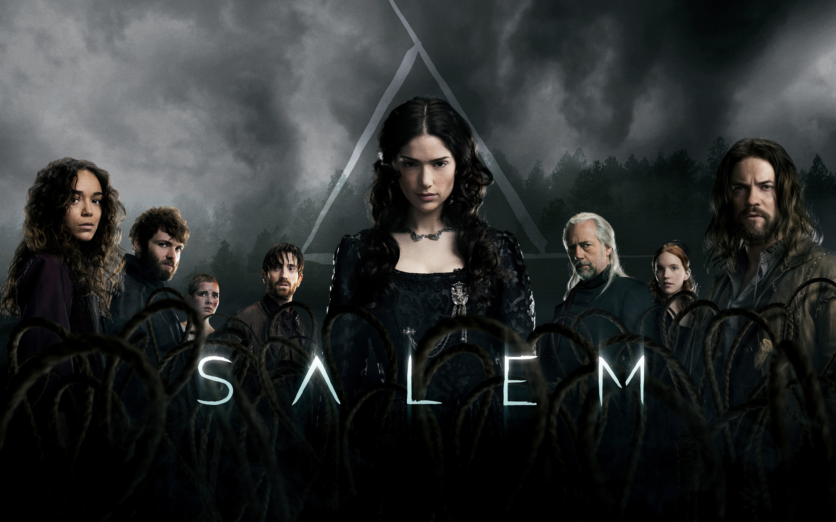 Salem TV Series HD Wallpapers 2880x1800