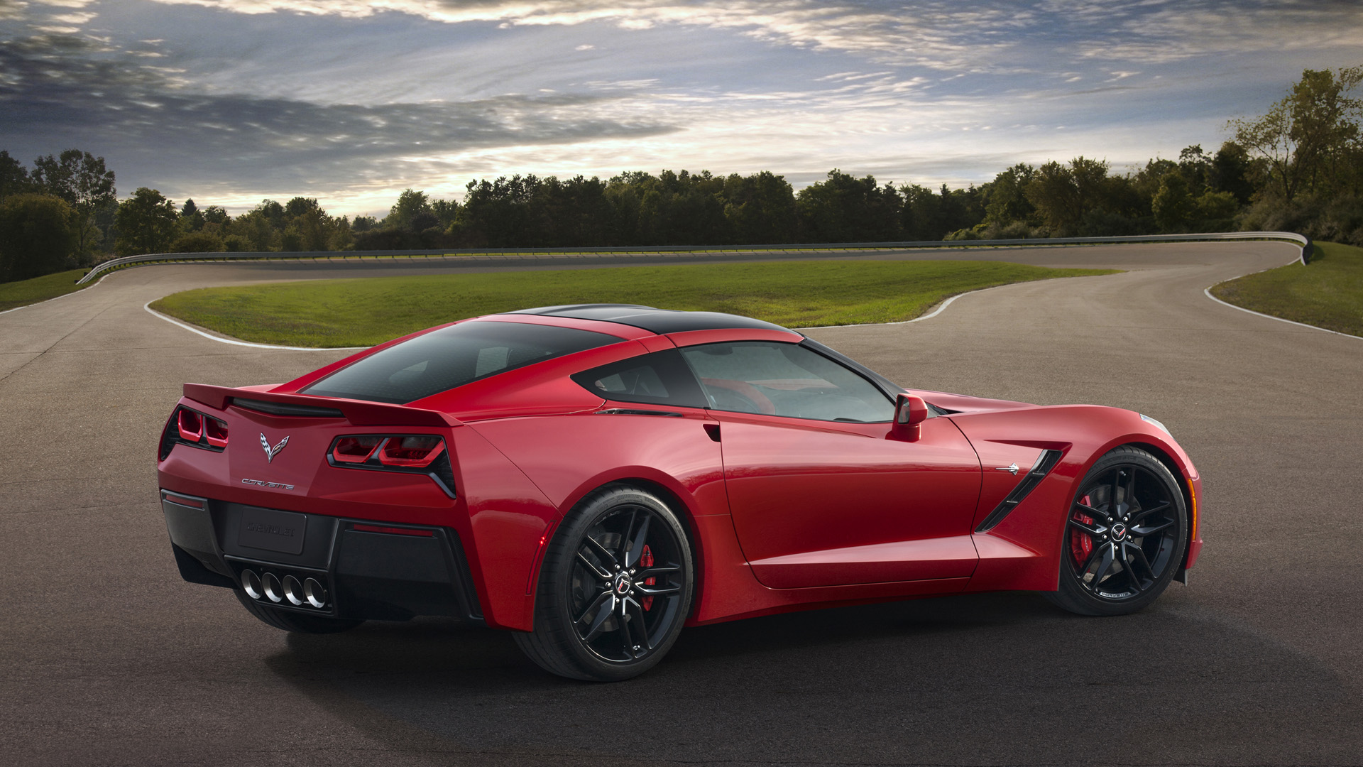 corvette c7 stingray chevrolet corvette c7 stingray wallpaper 1920x1080