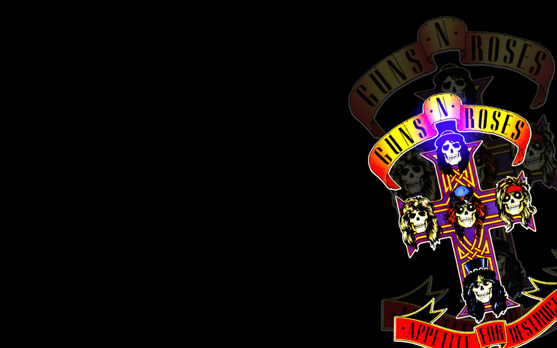 Free Download Guns And Roses Heavy Metal Glam Logo Group Band Skulls Dark Wallpaper 1920x1200 For Your Desktop Mobile Tablet Explore 75 Guns N Roses Wallpaper Guns Screensavers And