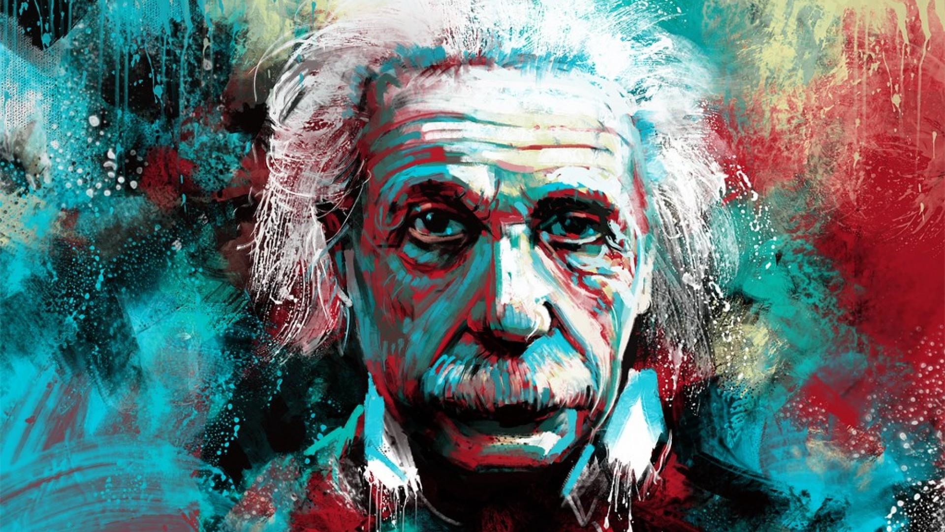 Albert Einstein Wallpapers HD - WallpaperSafari