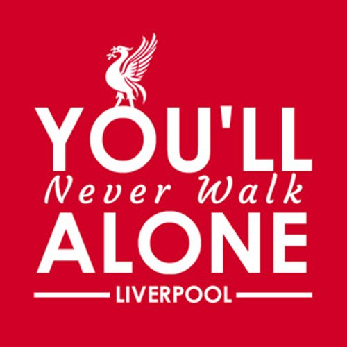 You LL Never Walk Alone Logo Liverpool Facebook Soccer Avatars 500x500