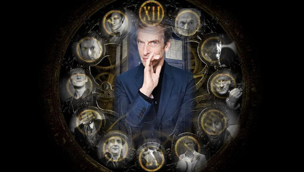 1024x578px Dr Who Peter Capaldi Wallpaper 1024x578