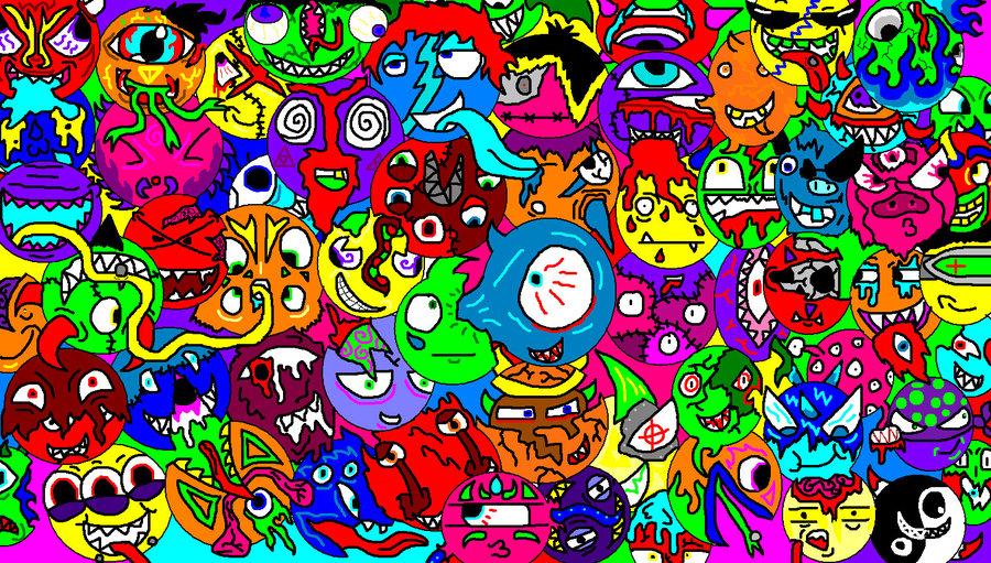 trippy cat wallpaper hd - photo #23