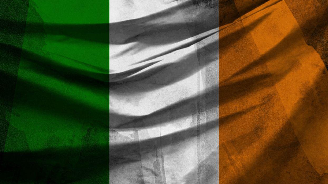 Ireland flags wallpaper 1920x1080 194590 WallpaperUP 1244x700