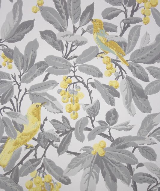 Yellow and gray wallpaper wallpapersafari - Gray and yellow wallpaper ...