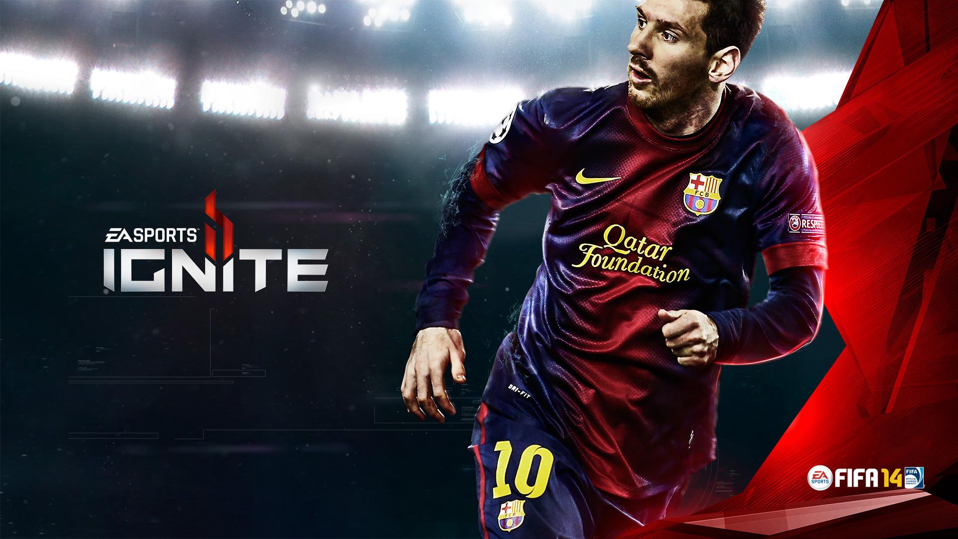 Lionel Messi fifa 2014 Desktop Wallpaper   Football HD Wallpapers 1920x1080