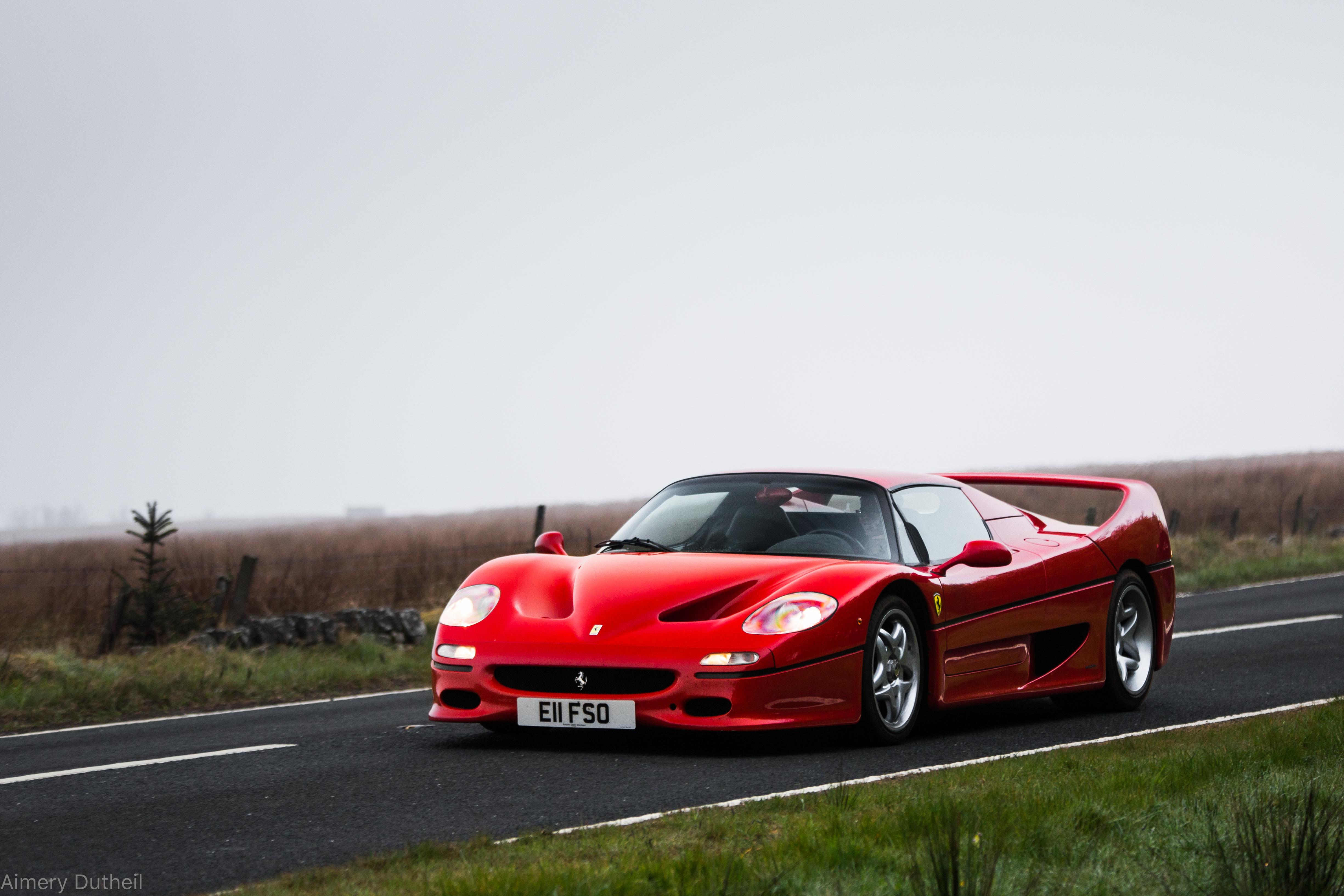 13+ Ferrari F50 Hd Wallpaper  Images