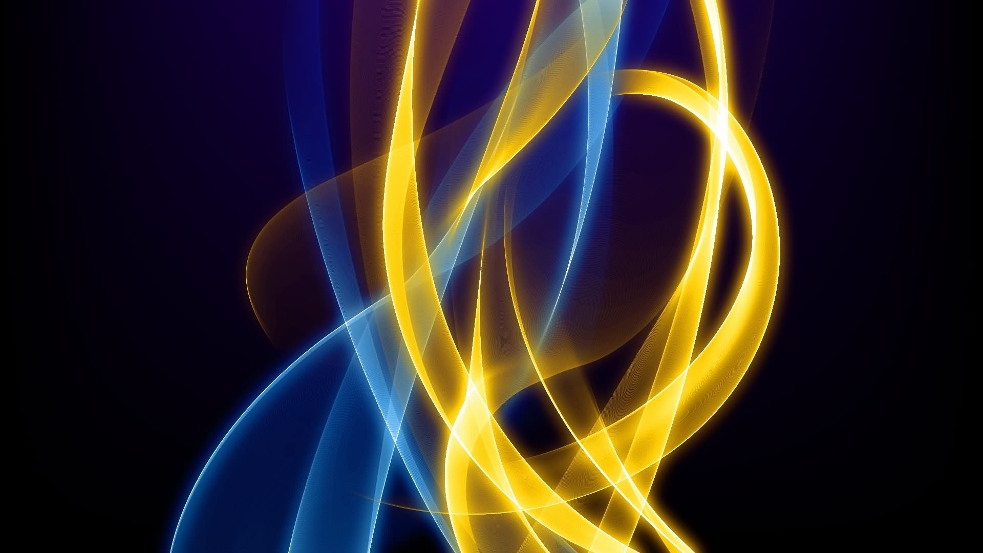 Blue And Gold Backgrounds 1920x1080