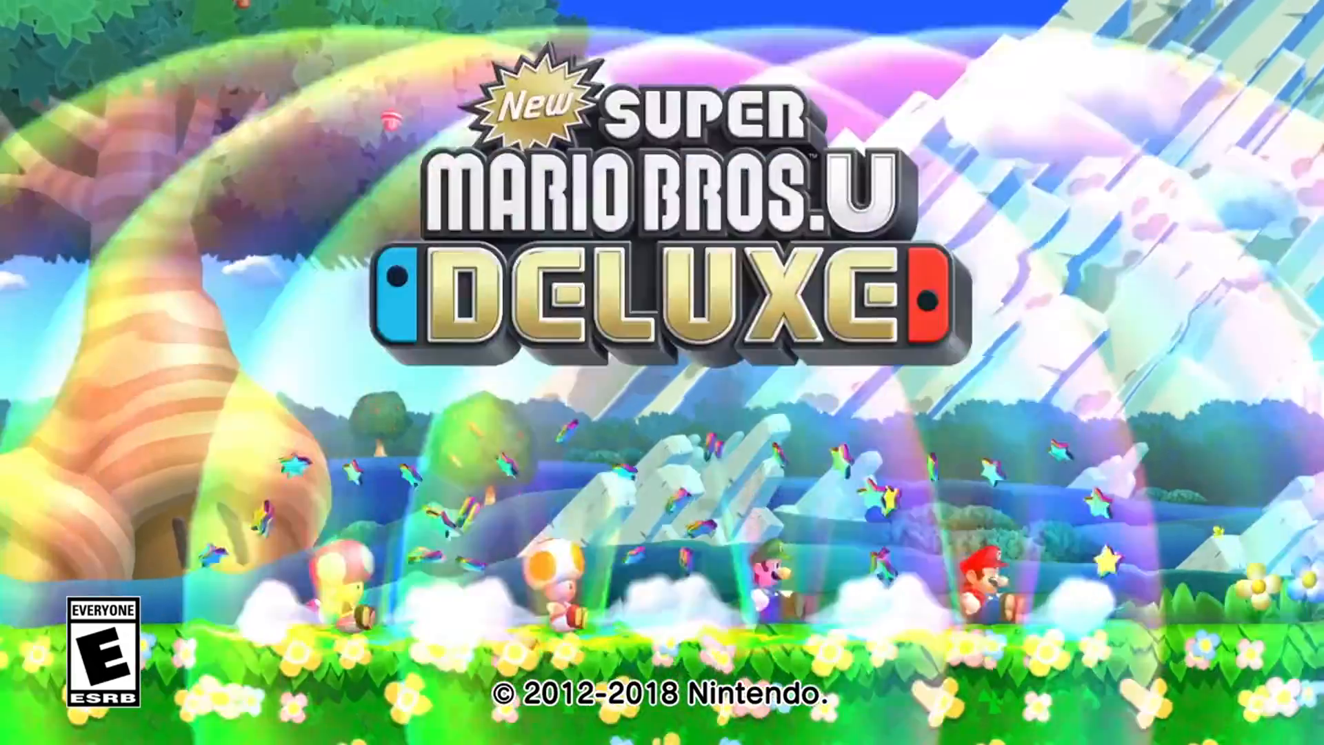 Pictures of New Super Mario Bros U Deluxe 2645 1920x1080