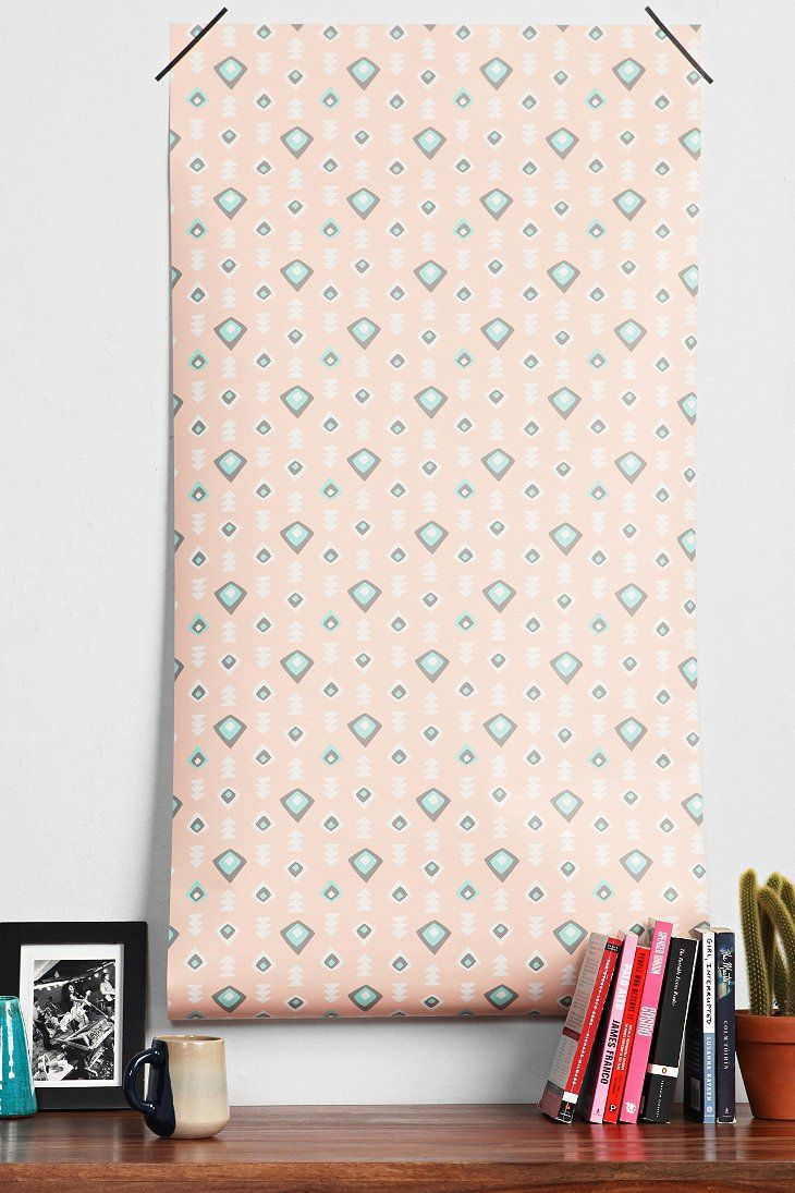Chasing Paper Geo Removable Wallpaper 730x1095