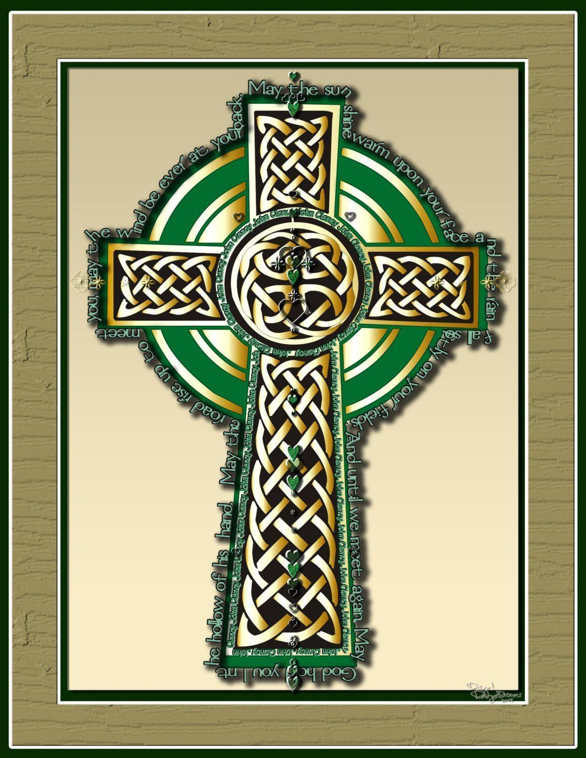 Celtic Cross Wallpapers 1159x1500