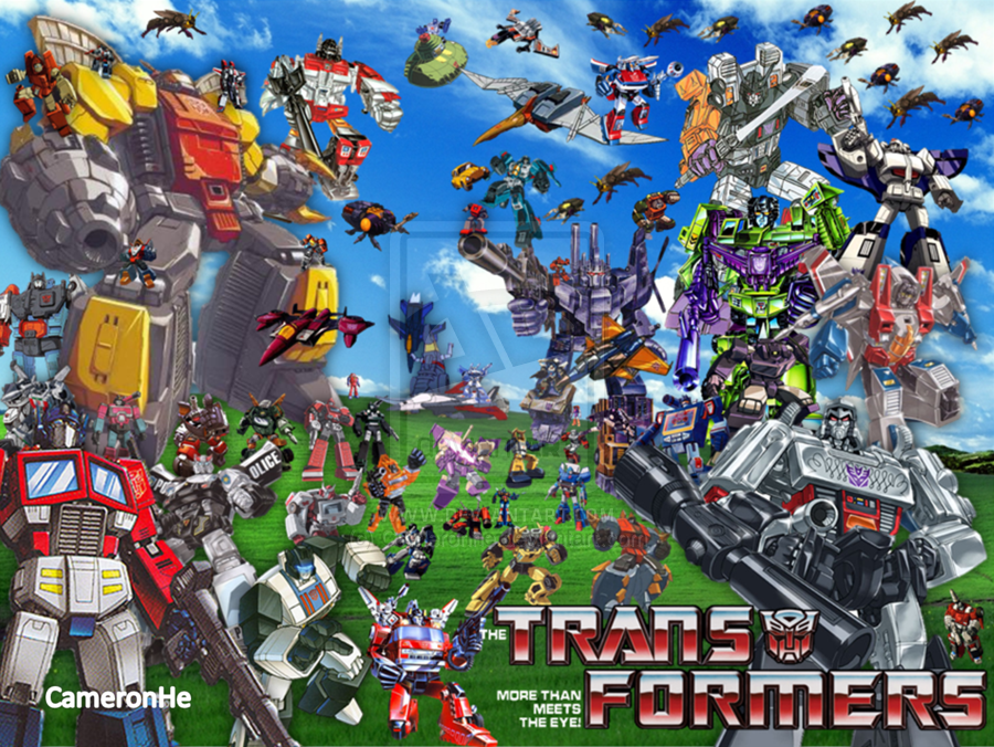 Free Download Transformers G1 Wallpaper 900x676 For Your