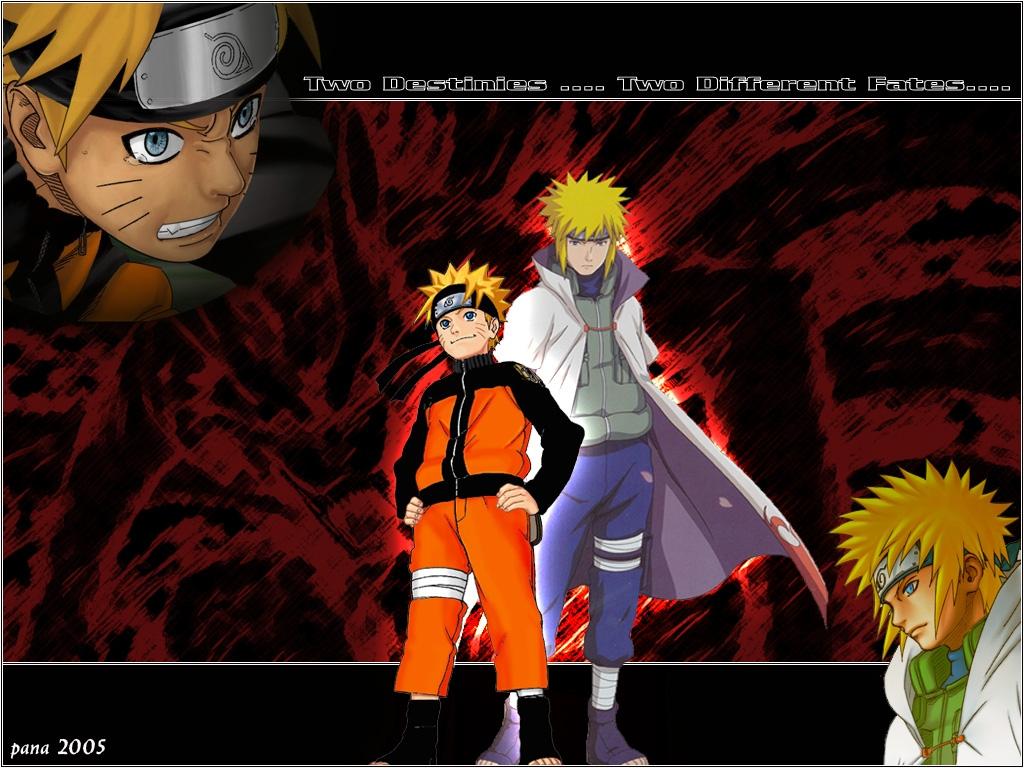 Estes Wallpapers so do anime Naruto espero que gostem 1024x768