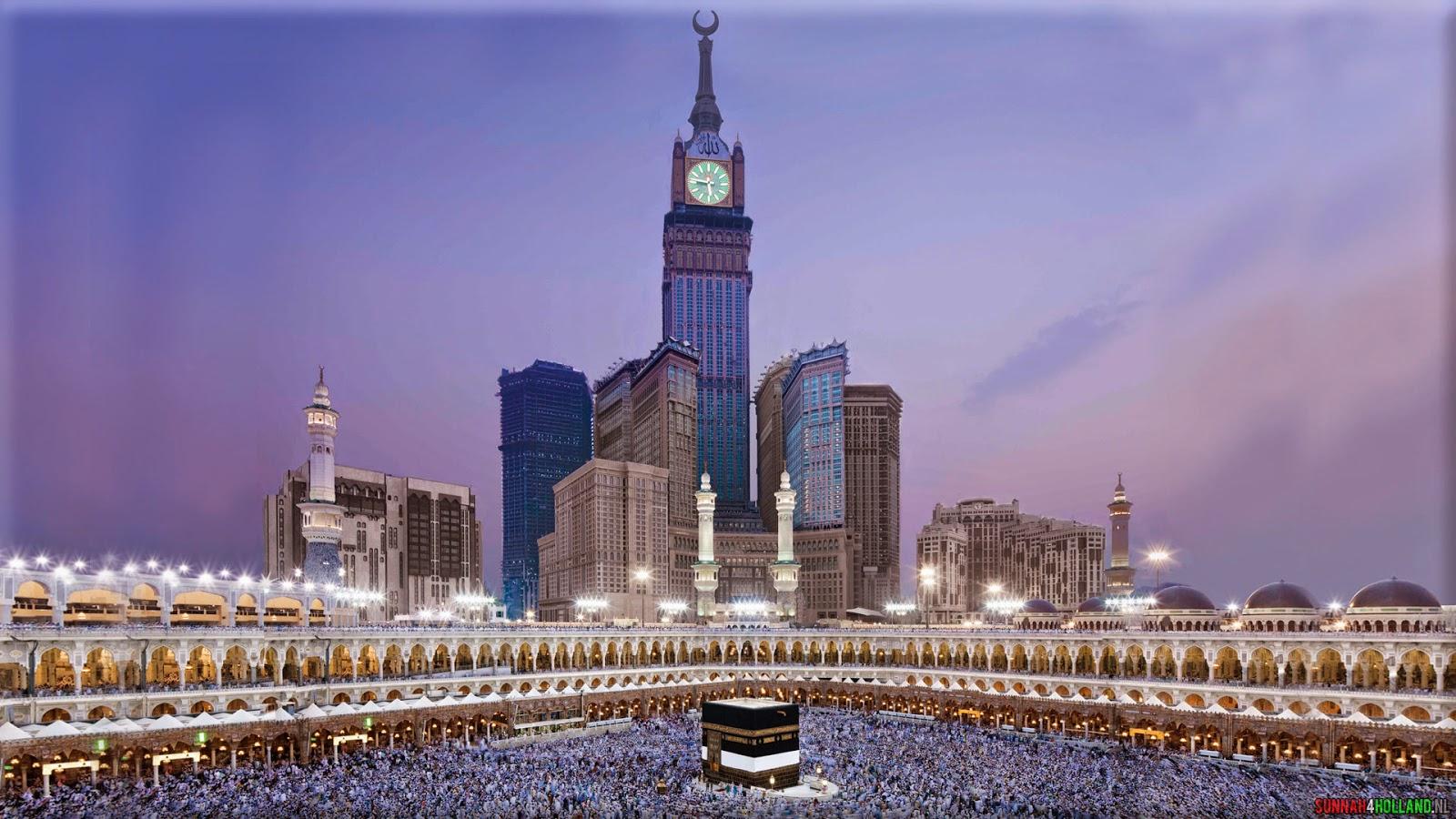 of Makkah Makkah mosque full hd Makkah World City Wallpaper 1600x900