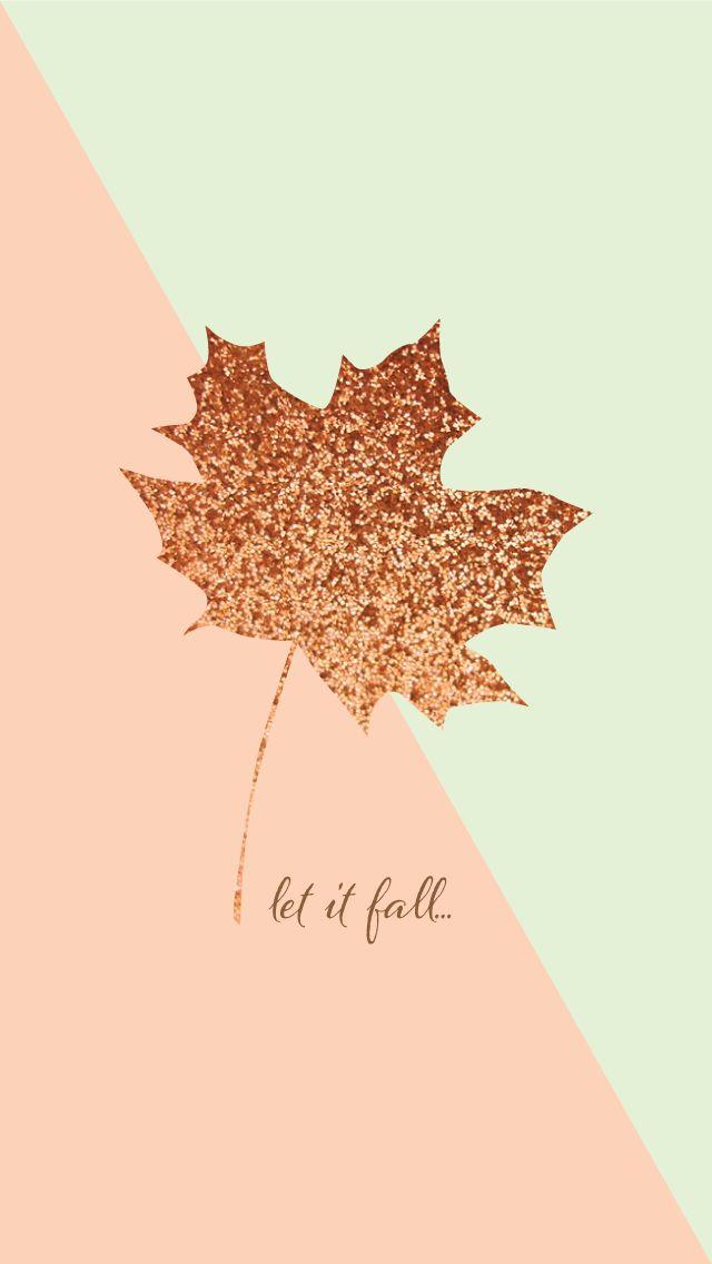 Fall wallpaper iPhone WallpapersBackgrounds Pinterest 640x1136