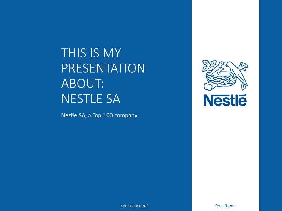 PowerPoint Templates about Nestl   PresentationGocom 960x720