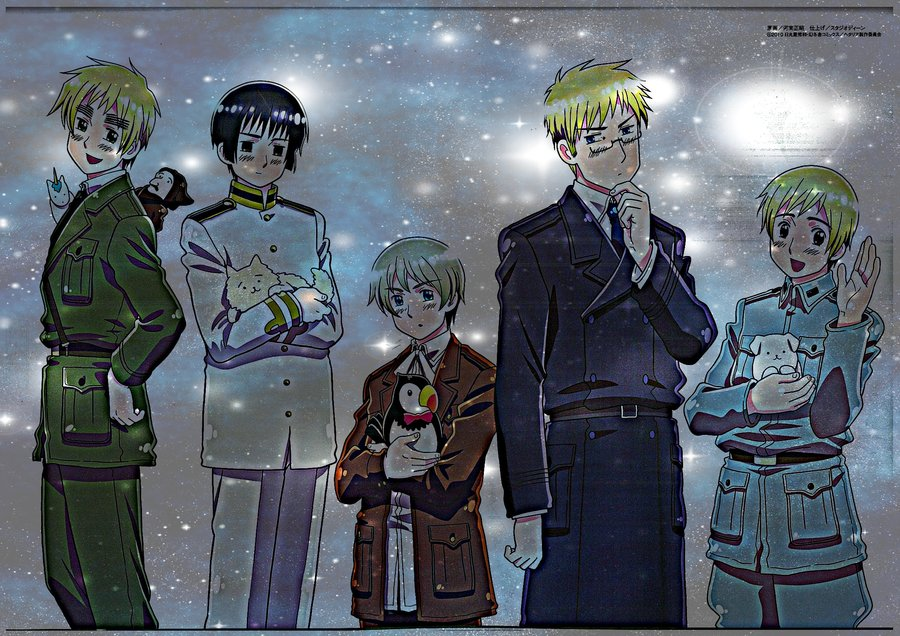 hetalia nordics wallpaperHetalia FranceCutest Hetalia 3sir 900x636