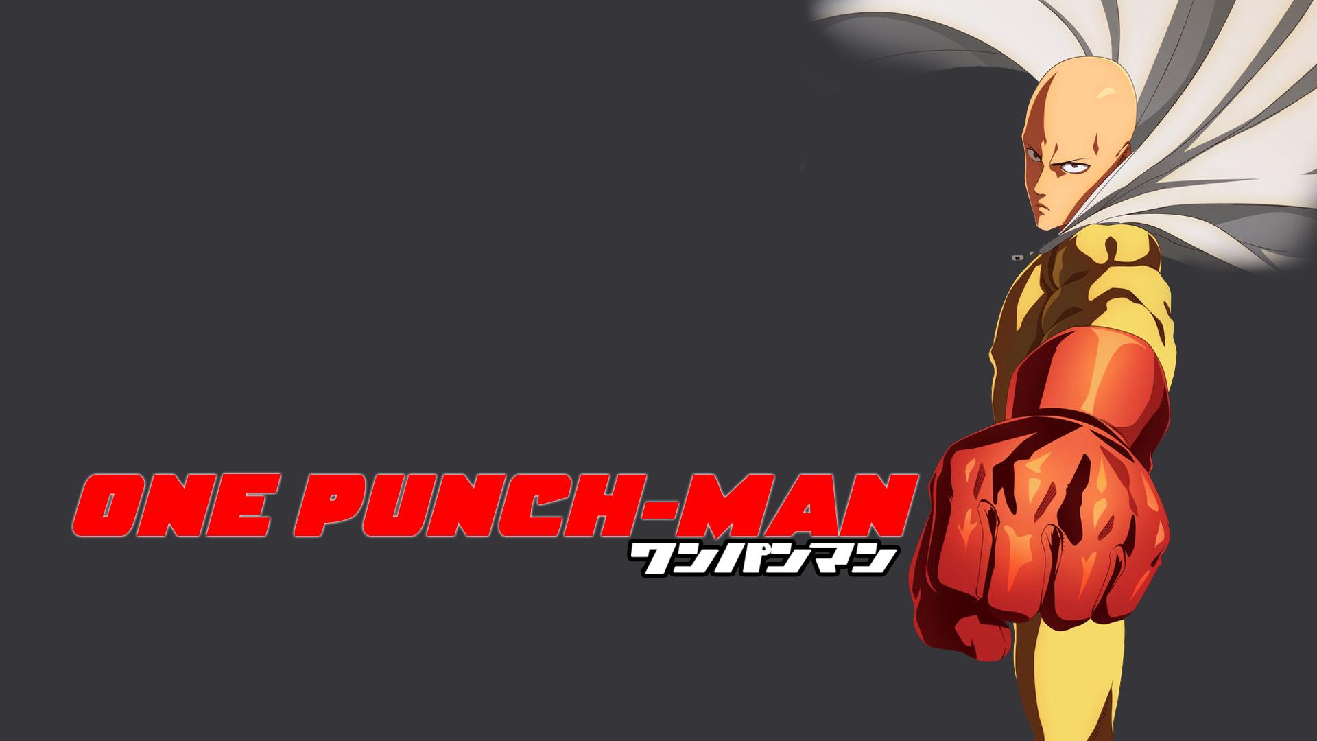 One Punch Man Wallpaper 1920x1080 - WallpaperSafari