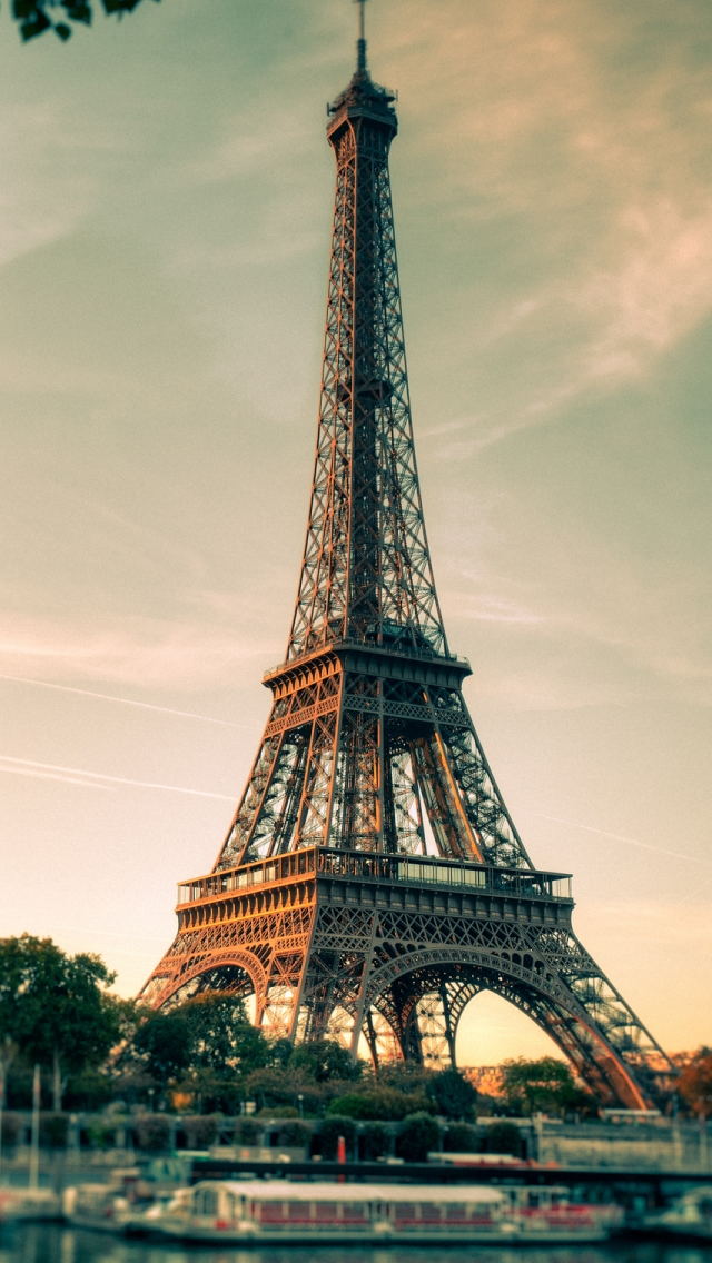 eiffel tower view iphone wallpaper tags eiffel lovely tower view 640x1136