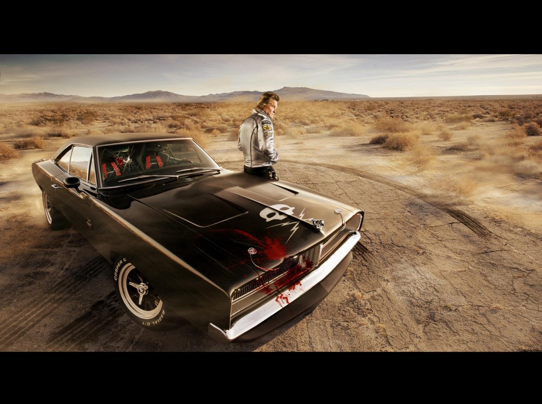Death Proof Dodge Challenger >> Death Proof Wallpaper - WallpaperSafari