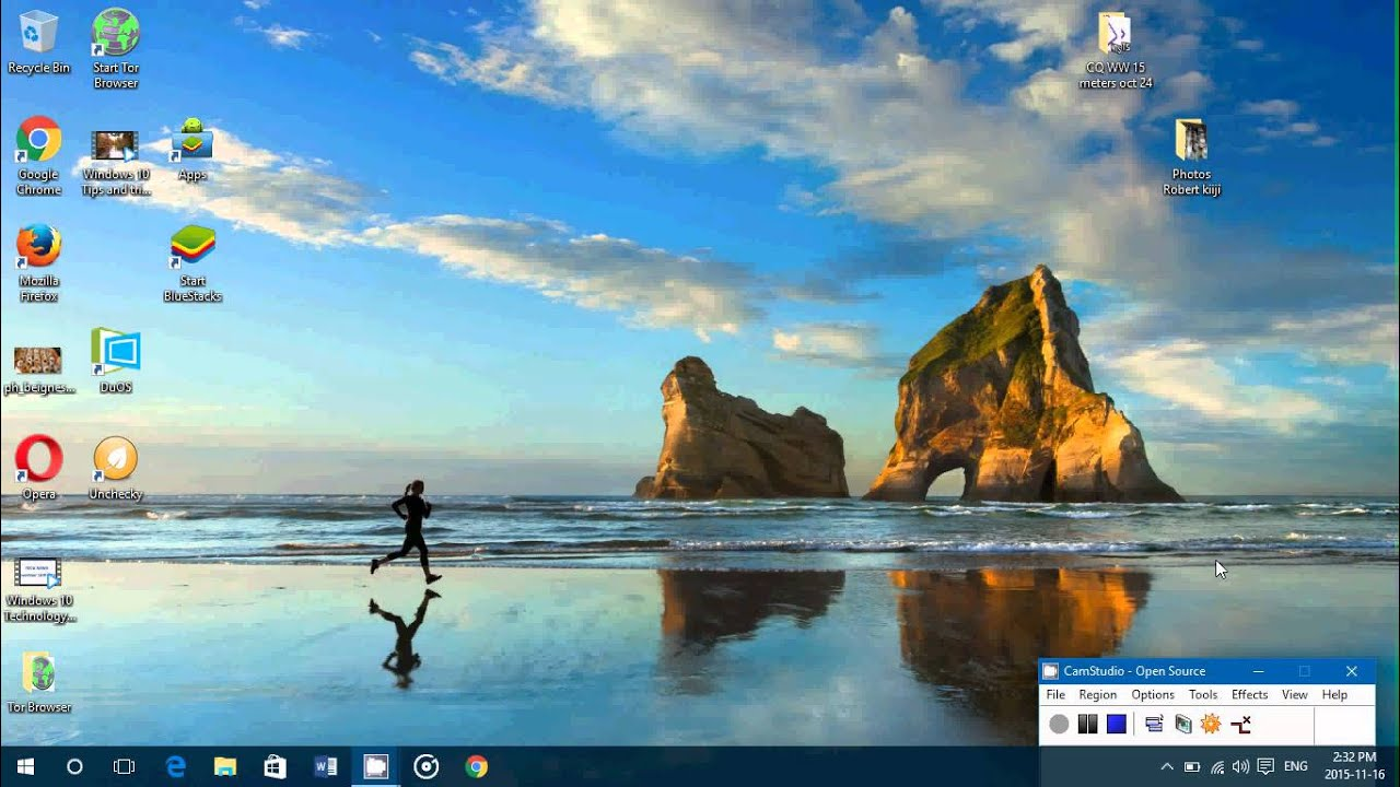 Windows 10 tips and tricks How to set a desktop wallpaper 1280x720