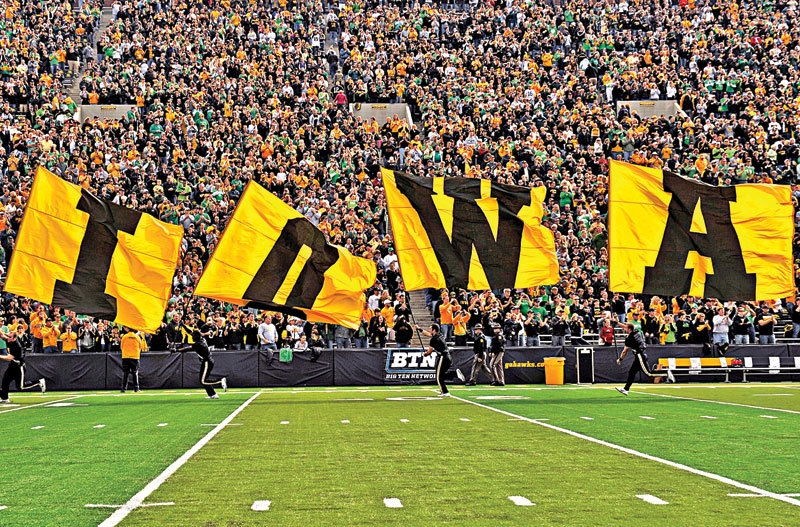 Free Iowa Hawkeyes Wallpaper - WallpaperSafari
