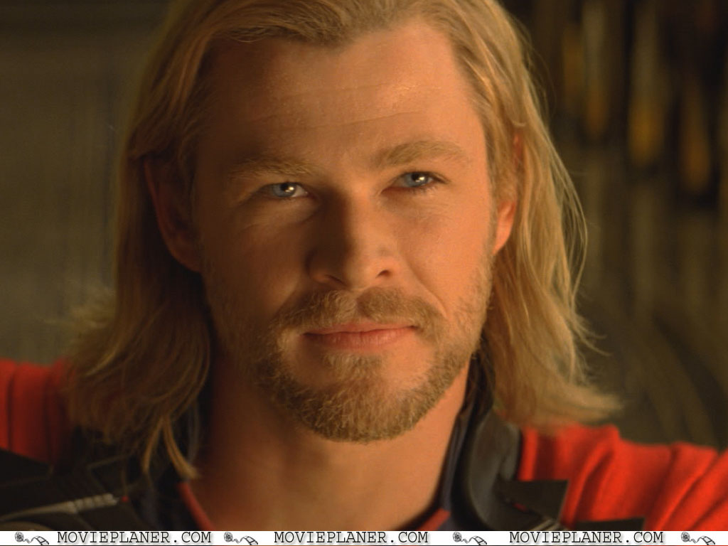 Thor 2 Movie Chris Hemsworth Wallpaper 1024x768