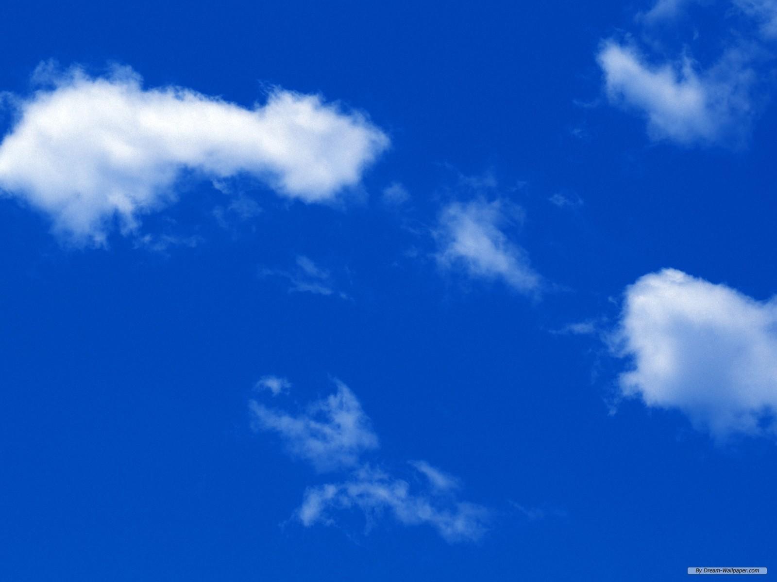 wallpaper   Blue Sky And White Cloud 8 wallpaper   1600x1200 wallpaper 1600x1200