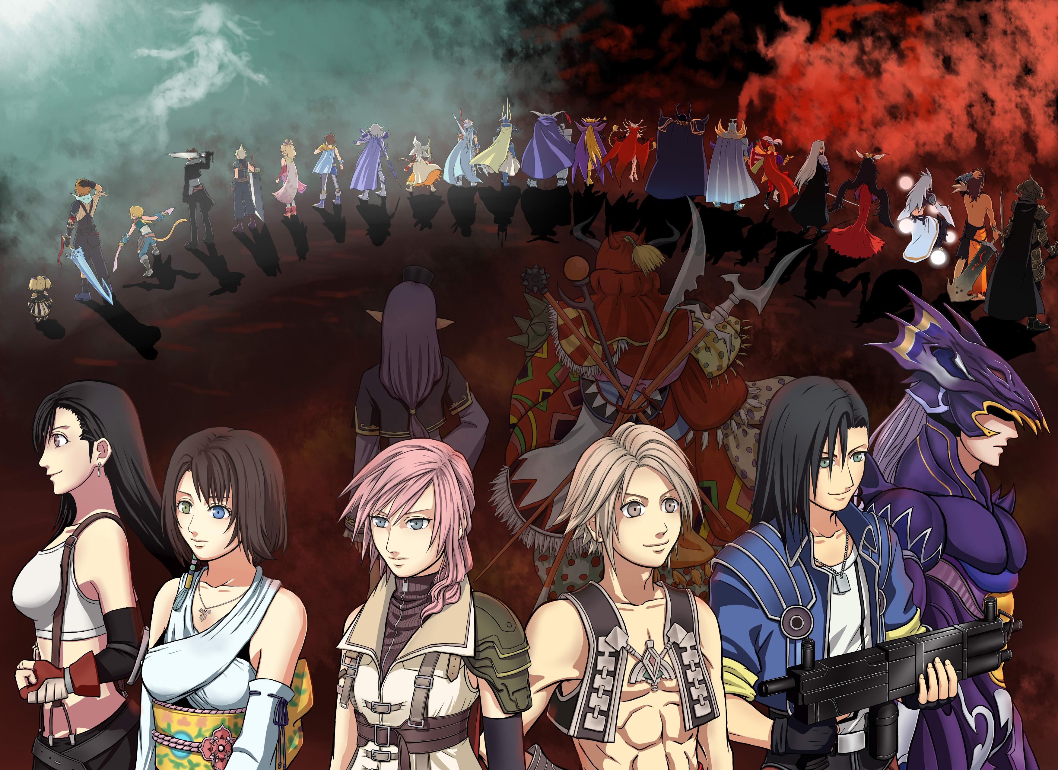 Prishe   Final Fantasy XI   Zerochan Anime Image Board 3507x2550