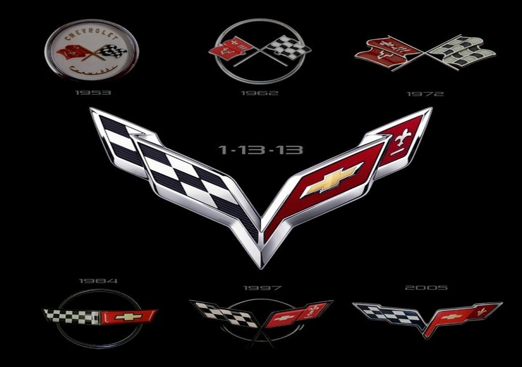 corvette c6 logo wallpaper wallpapersafari. Black Bedroom Furniture Sets. Home Design Ideas