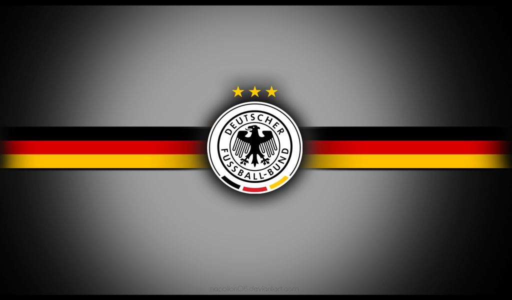 Germany Soccer Team Wa...